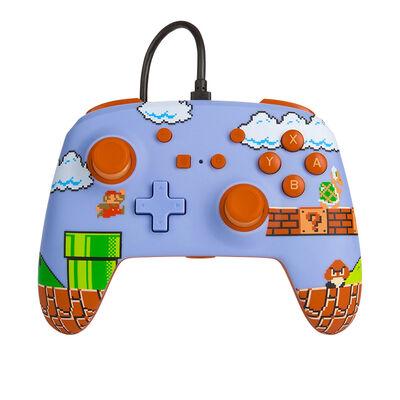 Control Nintendo Switch Super Mario Bros