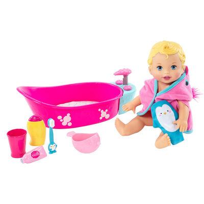 Little Mommy Baño De Burbujas