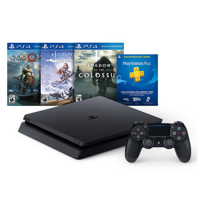 Sony PS4 1 TB Hits Bundle + 3 Juegos