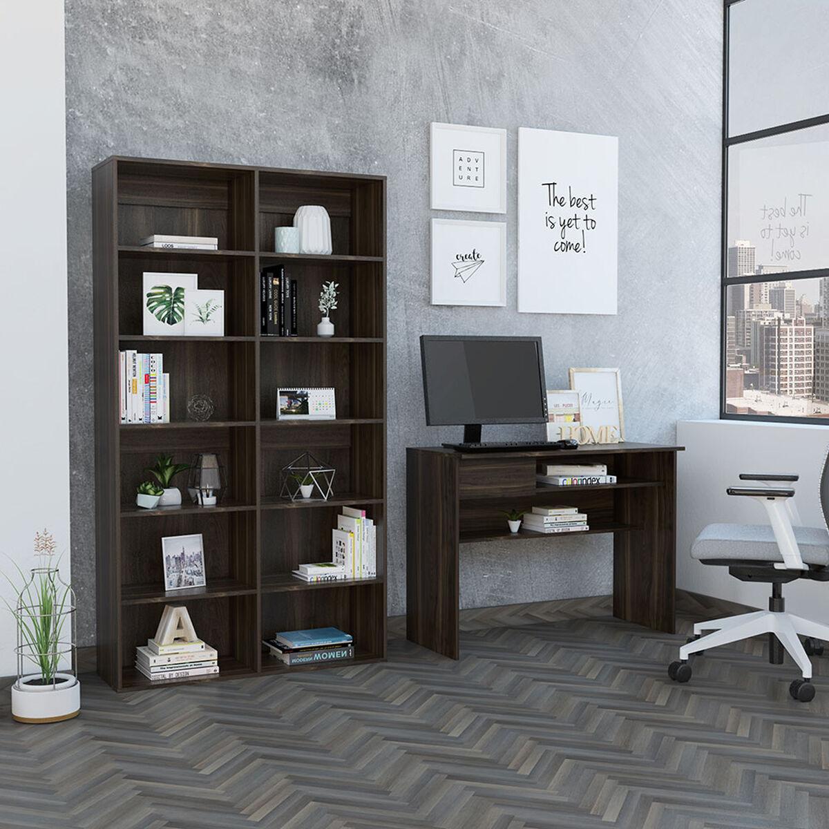 Escritorio Office 5  + Biblioteca Office 7