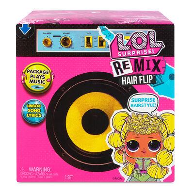 L.O.L Surprise Remix Hairflip Tots Pdq