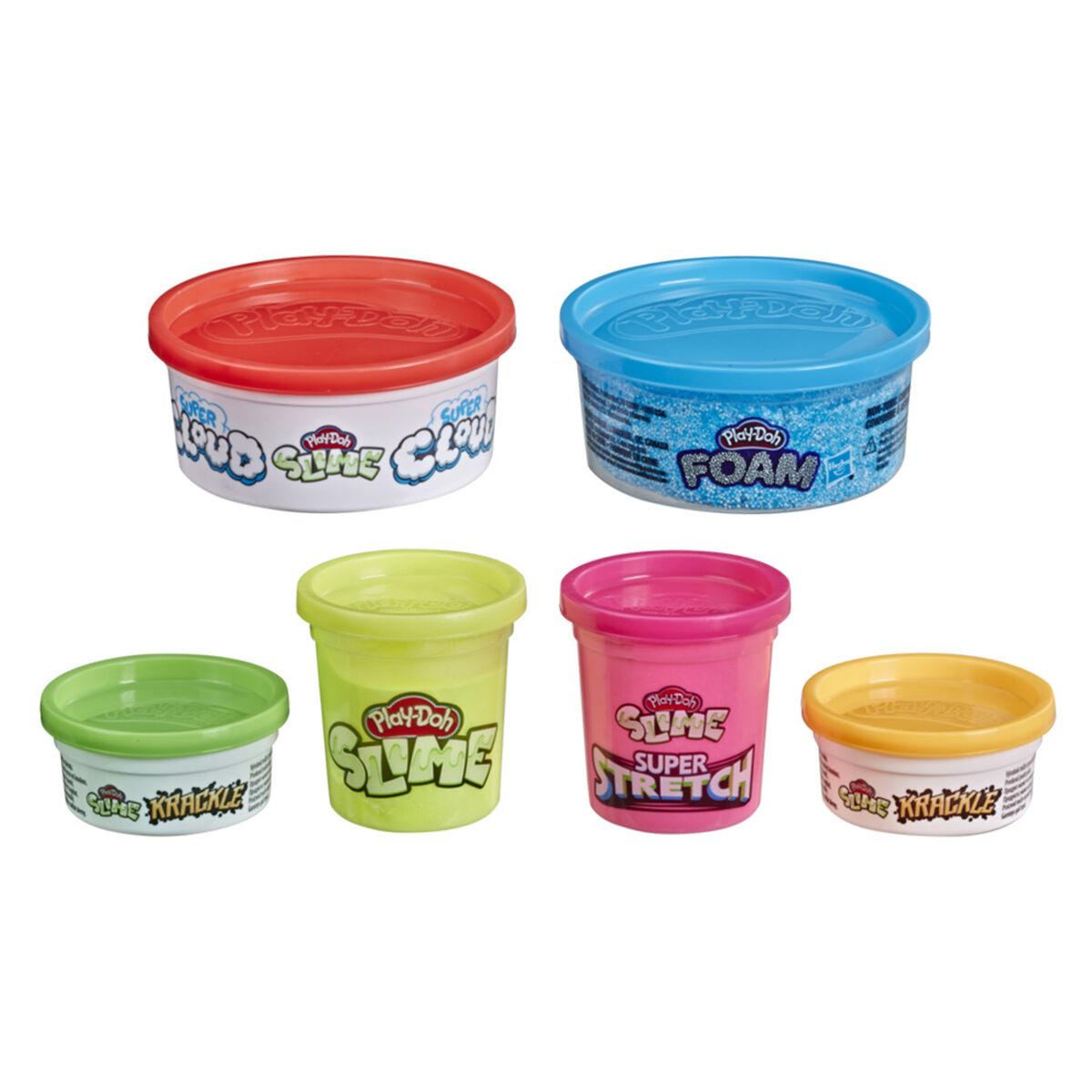 Play-Doh Mundo de Texturas Sampler Pack