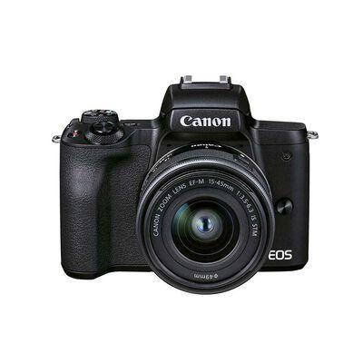 Cámara Digital Canon M50 MK II 24MP 4K