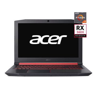 "Notebook Gamer Acer AN515-42-R7W6 Ryzen 7-2700U 8GB 1TB+256GB SSD 15.6"" Radeon 560X"