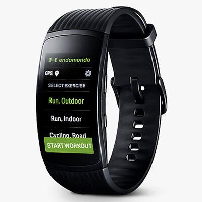 "Smart Watch Gear Fit2 Pro Samsung SM-R365NZKA 1,5"""