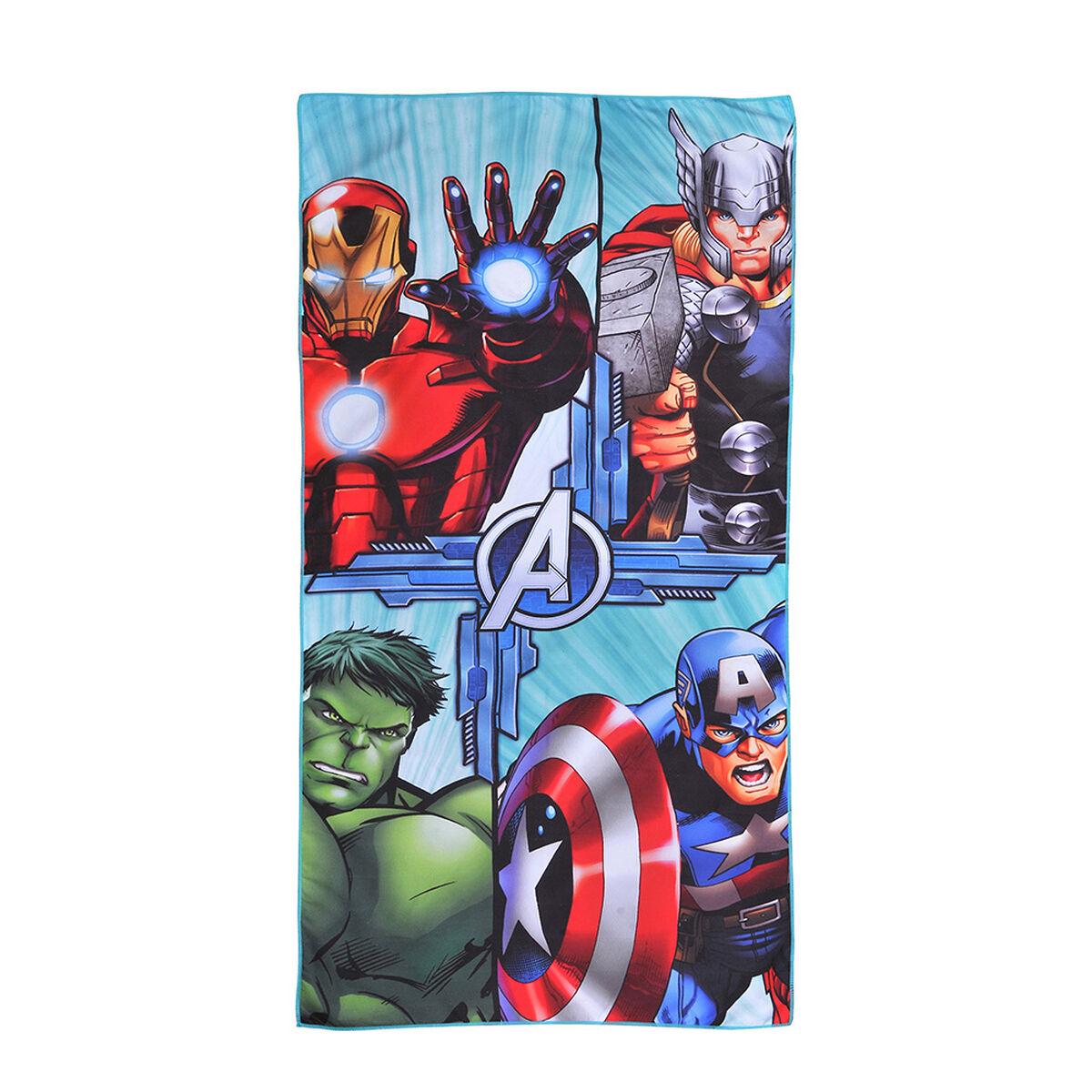 Toalla de Baño Spiderman 60x120 cm