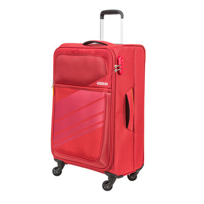 Maleta American Tourister Stirling Light Rojo M