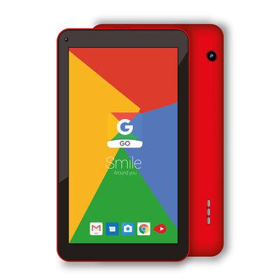 """Tablet Microlab MB4 Quad Core 1GB 8GB 7"""" Rojo"""