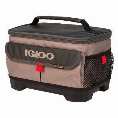 Soft Cooler Igloo 8L Gris