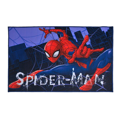 Bajada de Cama Spiderman Wall 80*120 cm