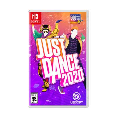 Juego Nintendo Switch Ubisoft Just Dance 2020
