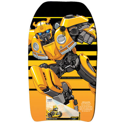 Tabla De Body Bumblebee Hasbro
