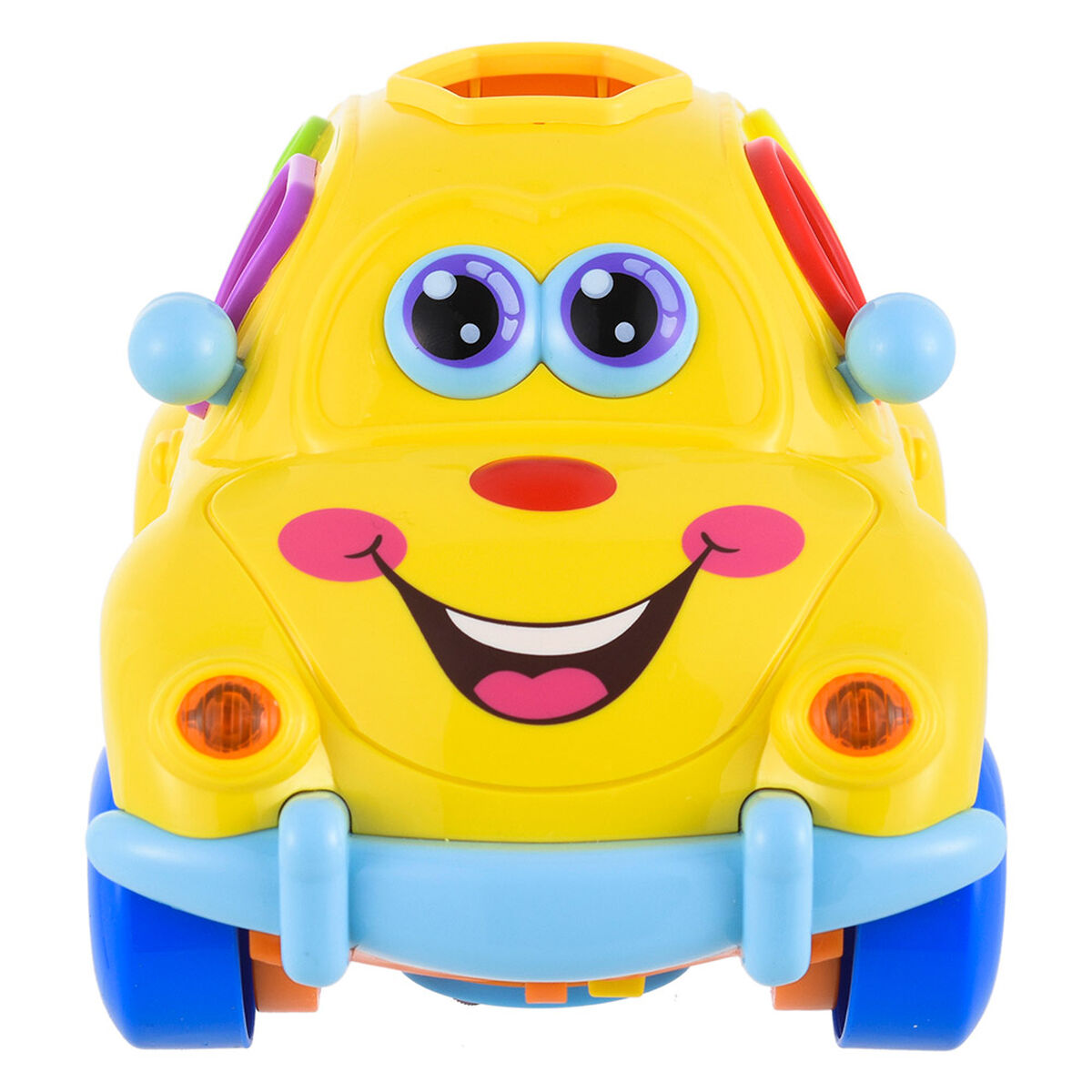 Auto Juego de encaje Baby Way BW Jp07