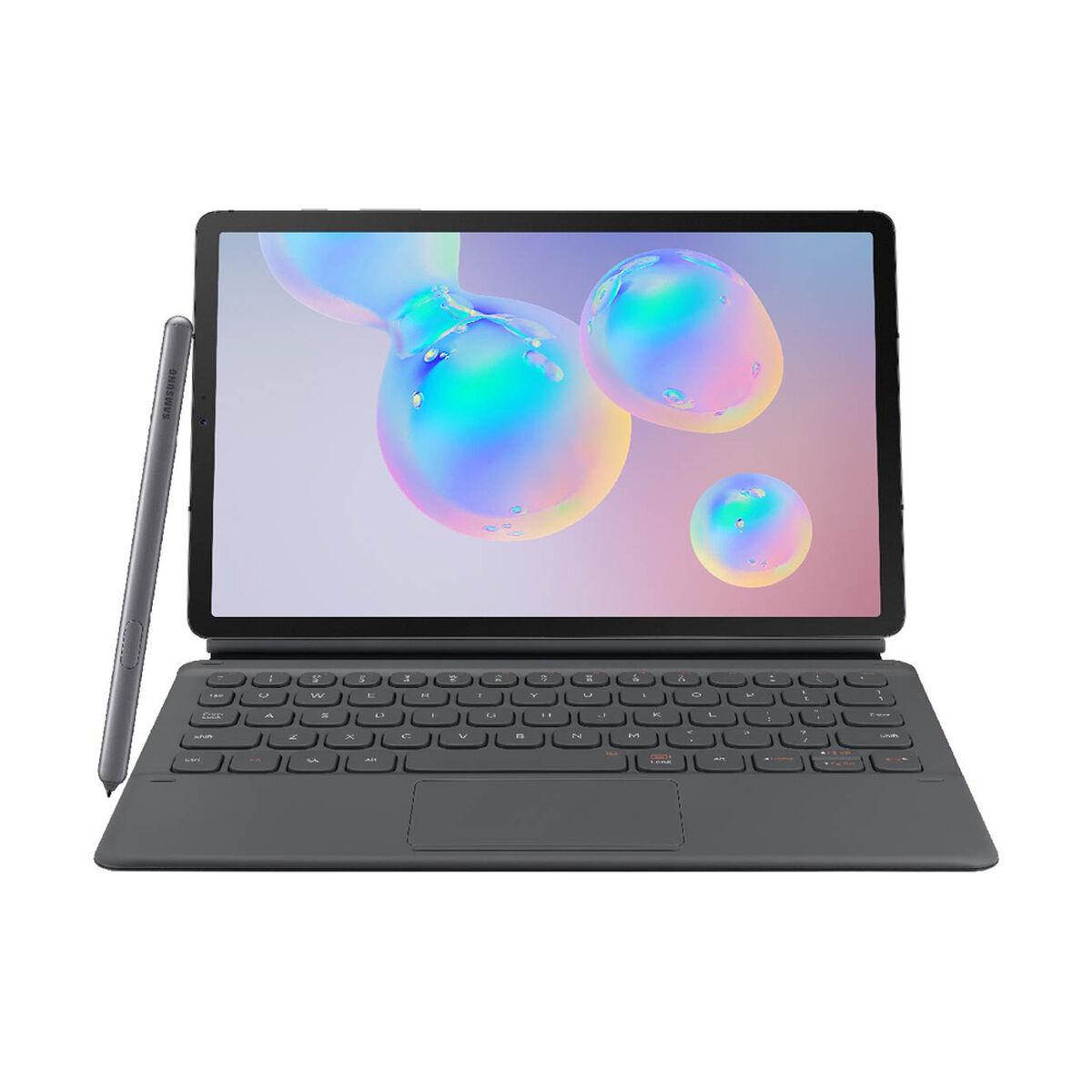 "Tablet Samsung S6 Octa Core 6GB 128GB 10,5"" Gris Wi-Fi + Keyboard + S Pen"
