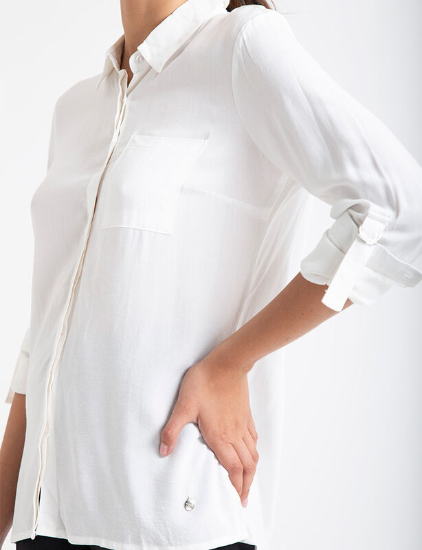 Blusa Zibel Mujer Formal