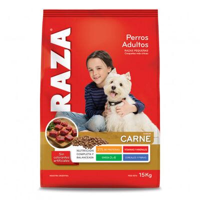 Alimento Perro Peque 15 Kg