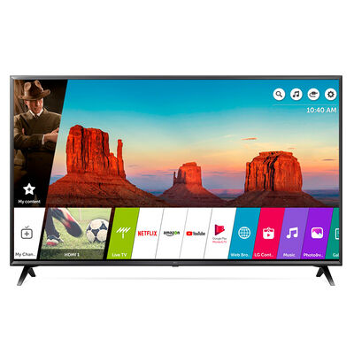 "LED 43"" LG 43UK6200PS Smart TV 4K Ultra HD"