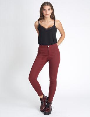 Jeans Indigo Icono Mujer M37IHG9388