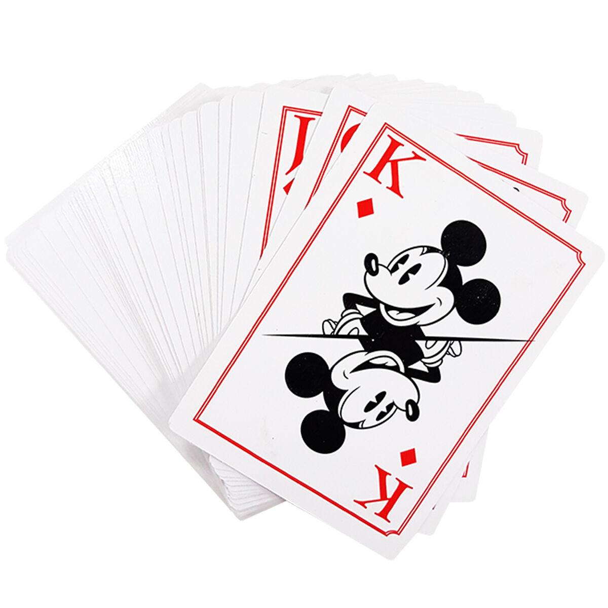 2 Juegos de Naipe Disney
