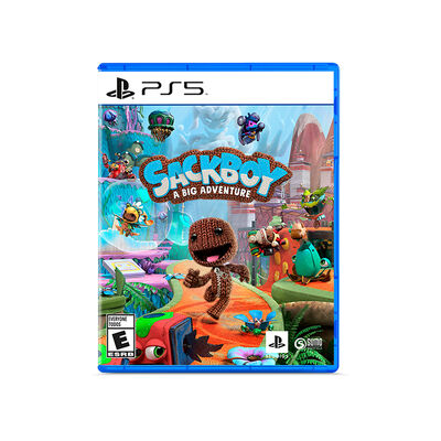 Juego Sony PS5 Sackboy a Big Adventure