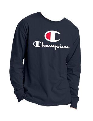 Polera de Algodón Hombre Champion