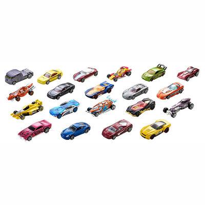 Hot Wheels Paquete de 20 Autos