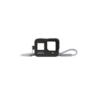 Funda de Silicona + Cordón Negro para GoPro HERO8