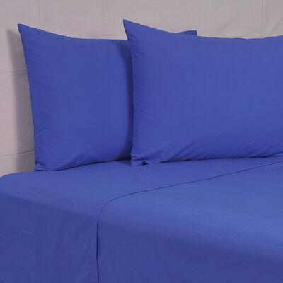 Sábana 144 Hilos Colores King Azul
