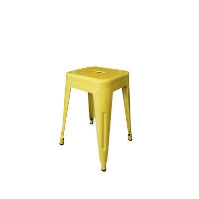 Piso de Bar Spazzio Tolix Bajo Amarillo Mate