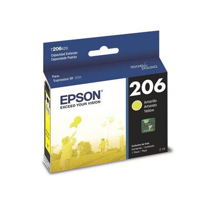 Tinta Cartridge Epson T206 420-AL Yellow