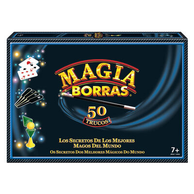 Juego de Magia Clásica Educaborras 50 Trucos