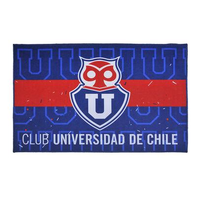 Bajada de Cama U de Chile 56 x 90 cm