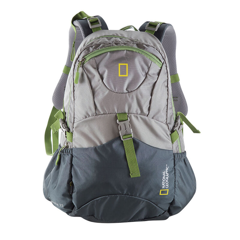 Mochila National Geographic Bluelake 25L Gris