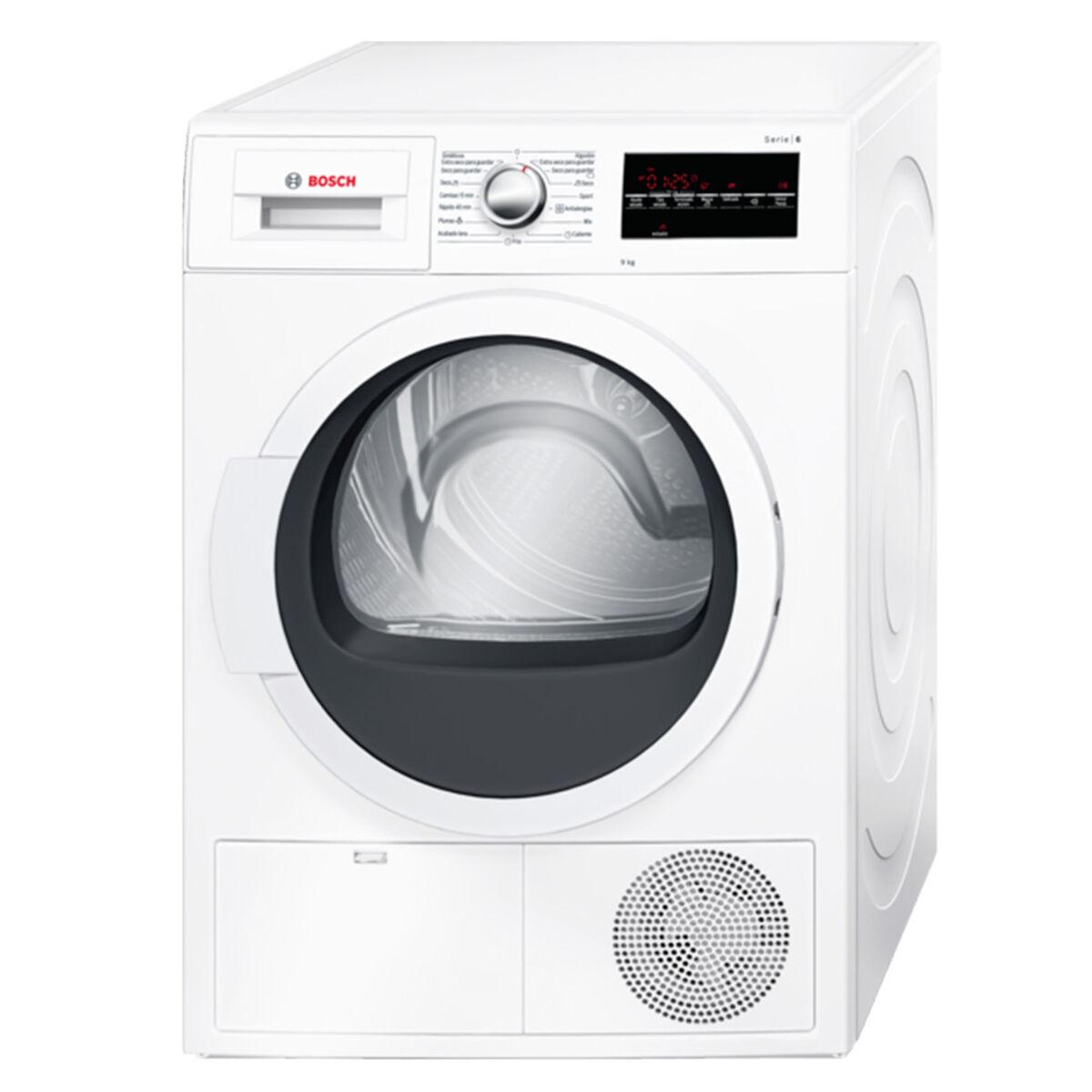 Secadora de Ropa Bosch WTG86209EE 9 kg