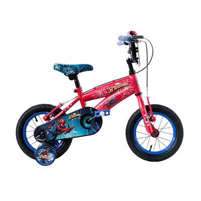 Bicicleta Lahsen Spiderman 12 Aro 12