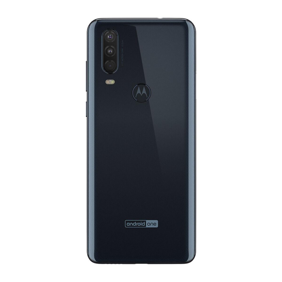 "Celular Motorola One Action 6.3""Azul Vintage WOM"