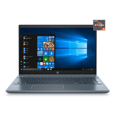 Notebook HP 15-cw1004la Ryzen 5 12GB 1TB + 128GB SSD 15.6""