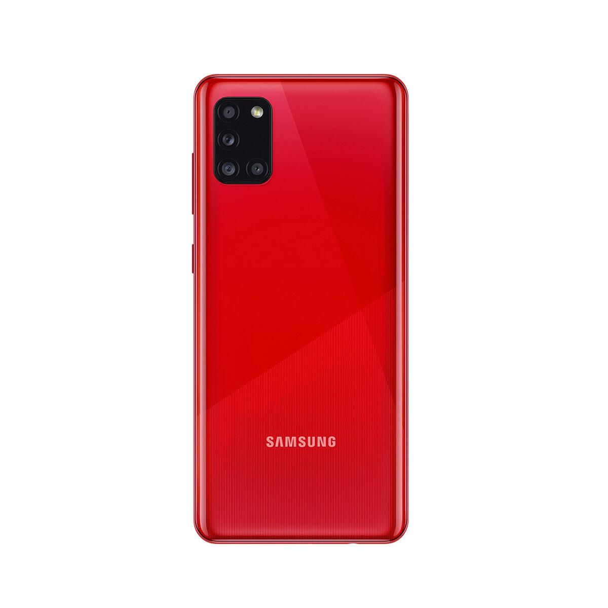 "Celular Samsung Galaxy A31 128GB 6,4"" Rojo Liberado"
