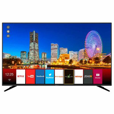 LED 58'' Master-G MGU5810X Smart TV Ultra HD
