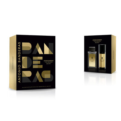 The Golden Secret EDT 100 ml + Desodorante