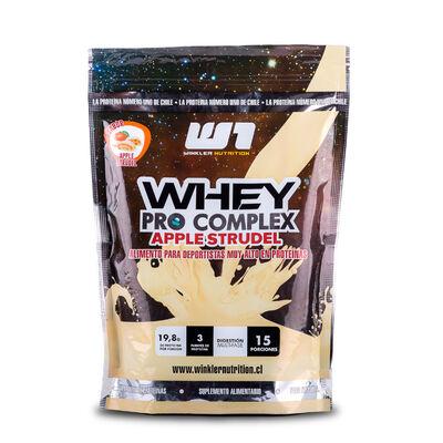 Proteína Whey Procomplex Apple Strudel 500 Grs. 15 Servicios