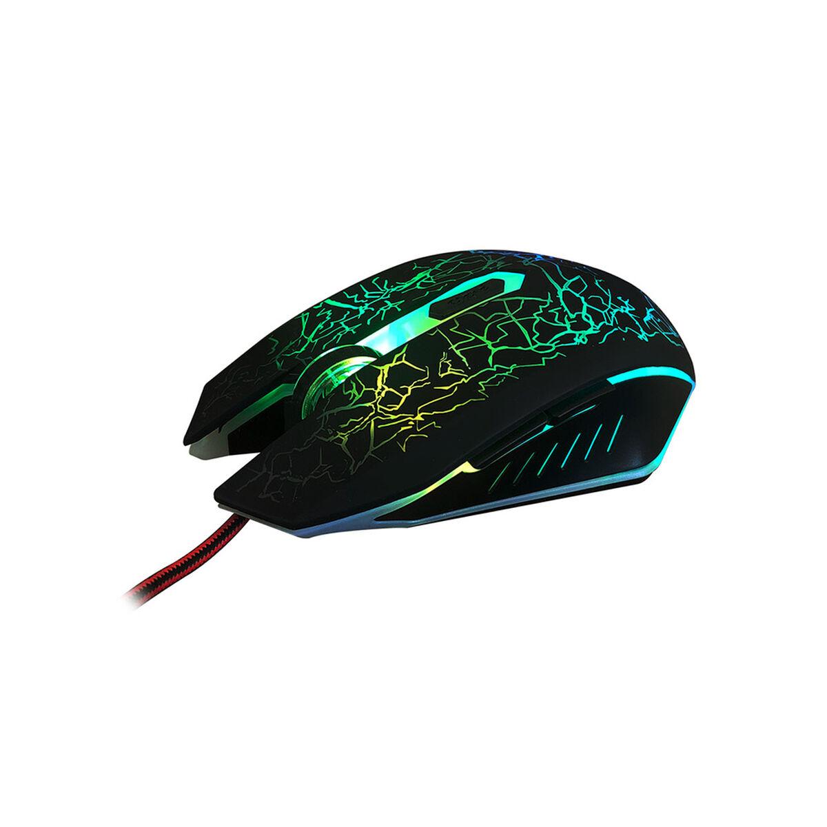 Combo Gamer Urbano 3-1 Mouse + MousePad + Teclado