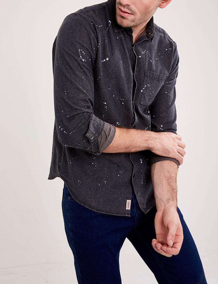 Camisa Splash Fiorucci