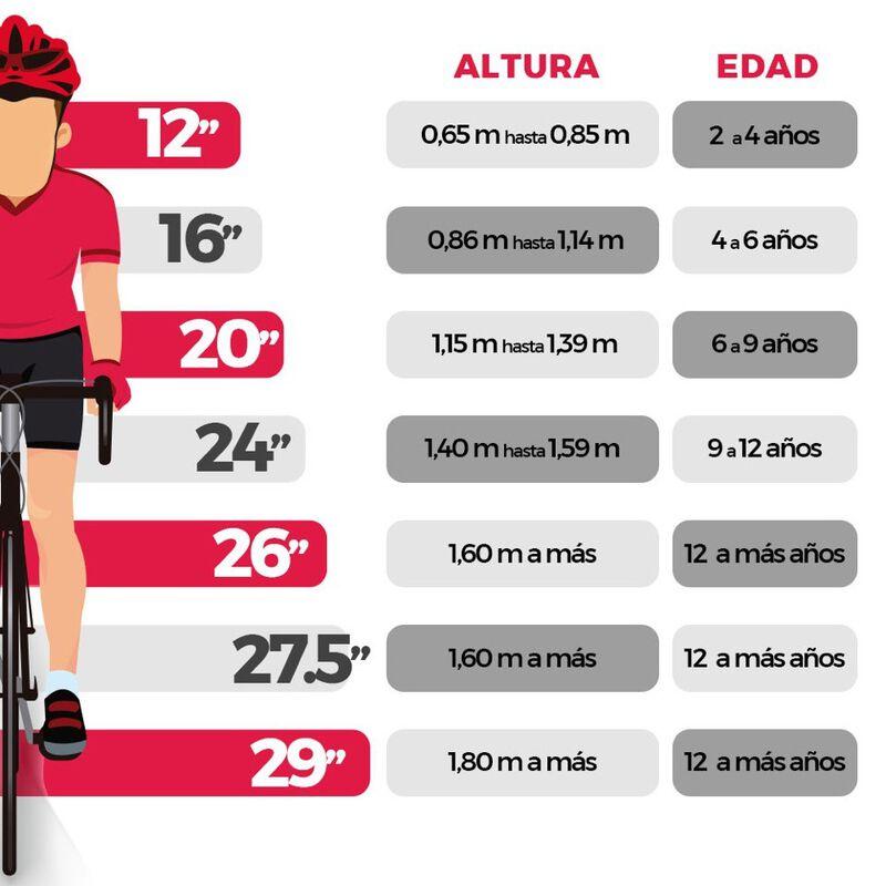 Bicicleta Bianchi Hombre Aro 27,5
