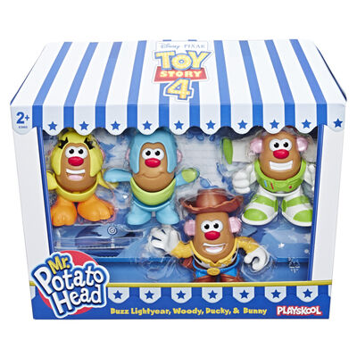 Mash Ups Toy Story 4 - Pack Amigos Combinables