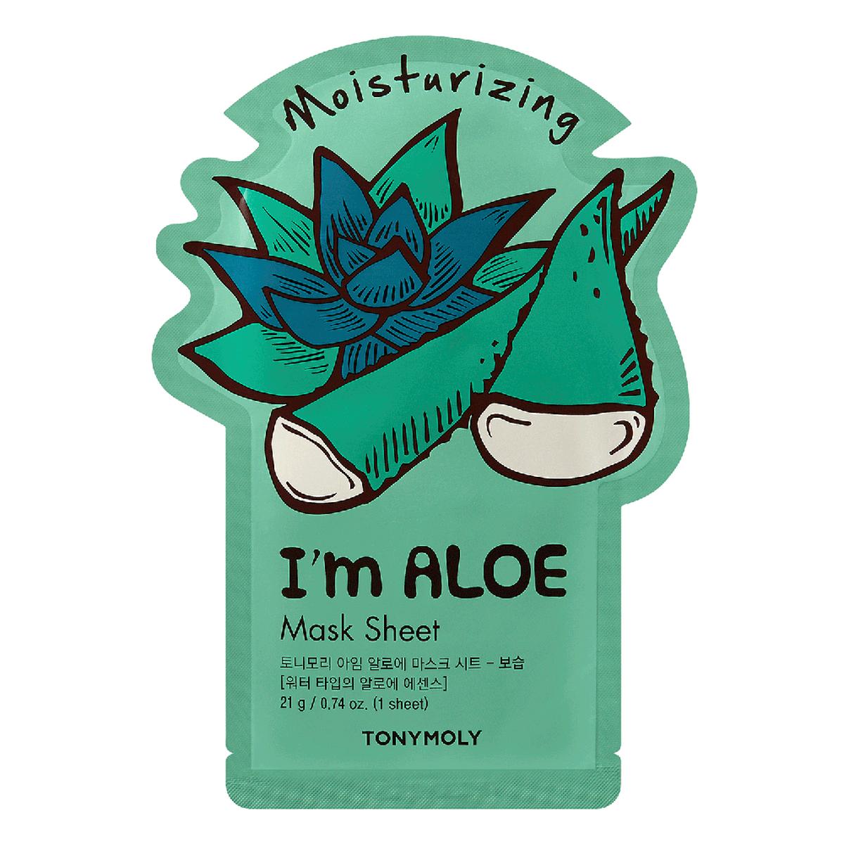 Máscara Im Real Hidratant Tony Moly