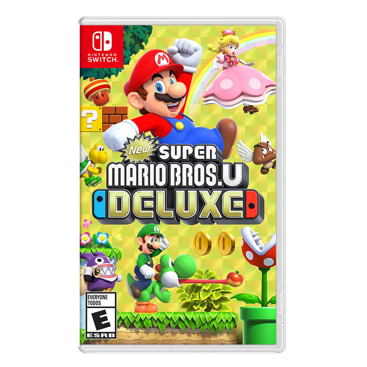 Juego Nintendo Switch Mario Bros Deluxe