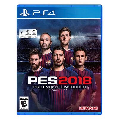 Juego Playstation 4 PES 2018