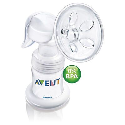 Extractor Manual Natural Avent
