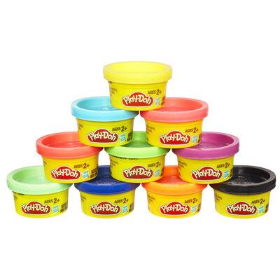 Play-Doh Tubo de Fiesta (10 Latas pequeñas)